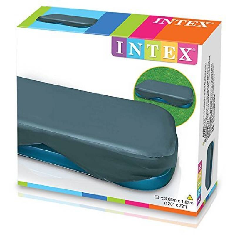 Bache de protection piscine intex latest bche de for Enrouleur bache piscine hors sol tubulaire intex