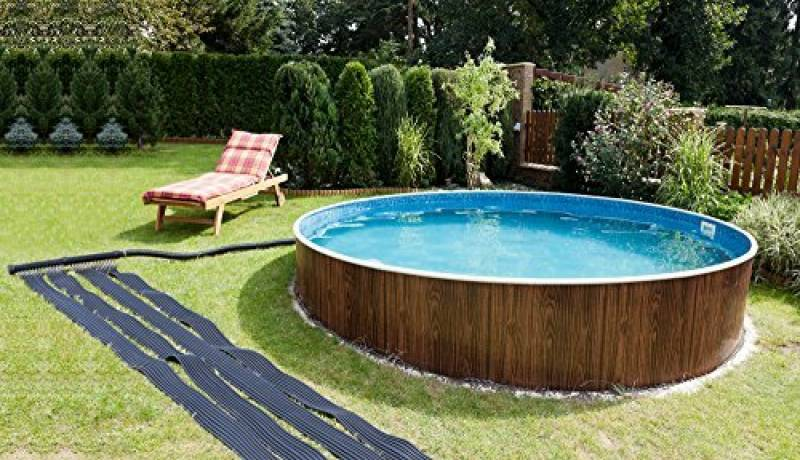 Chauffage solaire piscine best comment with chauffage for Tapis solaire piscine