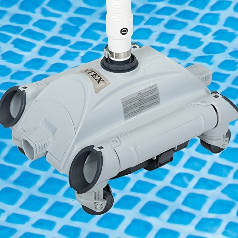 Aspirateur automatique pour piscine pour 2018 le top 11 for Intex aspirateur de fond
