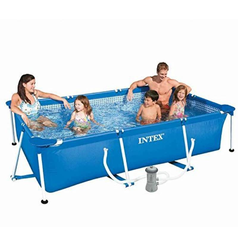 Piscine intex tubulaire le top 6 pour 2018 spa et piscine for Liner pour piscine intex tubulaire