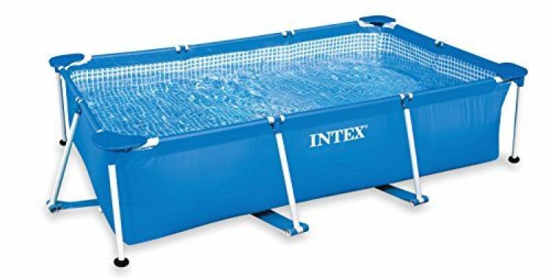 piscine intex metal frame choisir les meilleurs produits. Black Bedroom Furniture Sets. Home Design Ideas