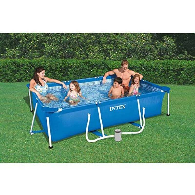 Piscine hors sol rectangulaire top 11 pour 2018 spa et for Piscine hors sol tubulaire amazon