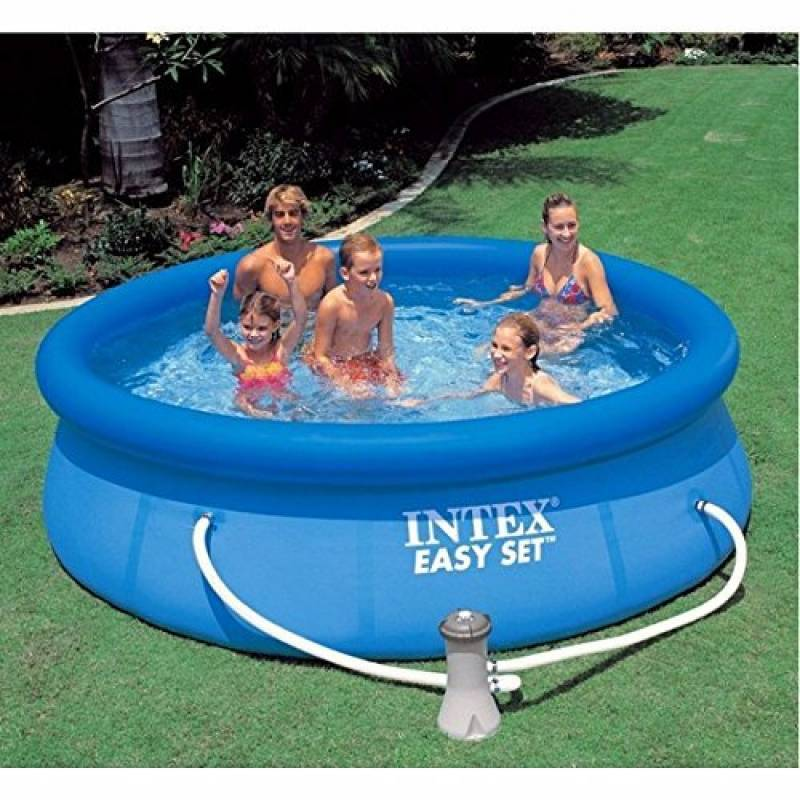 Pompe pour piscine intex easy set pour 2018 comment for Piscine intex amazon