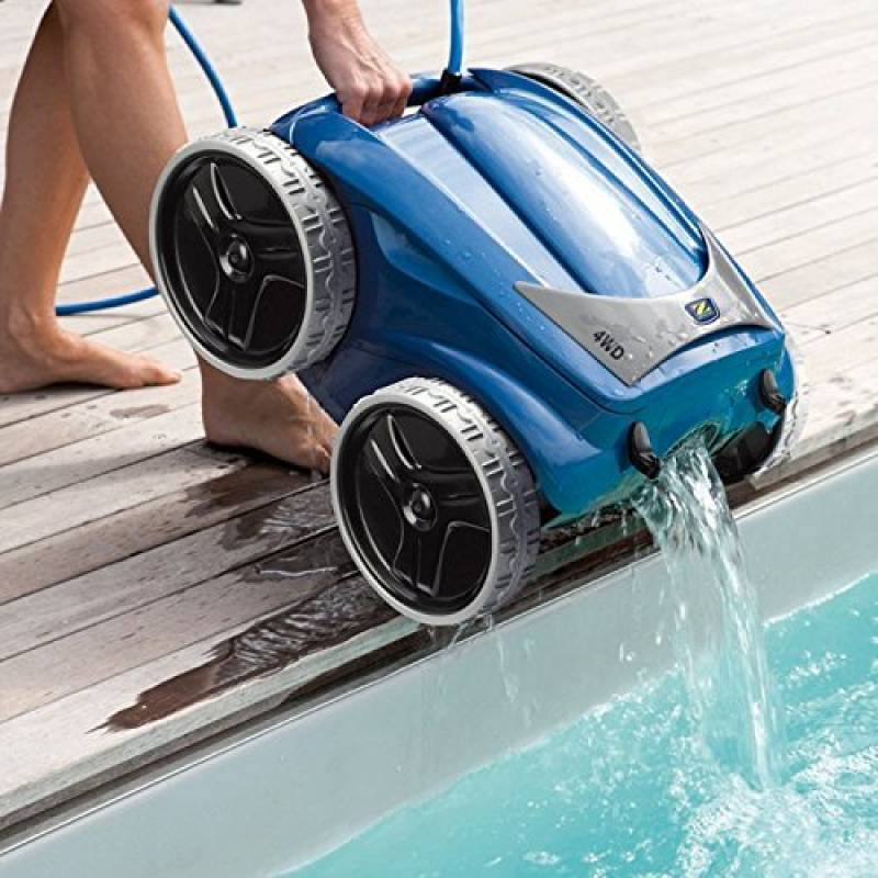 Robot piscine zodiac top 9 spa et piscine for Piscine zodiac